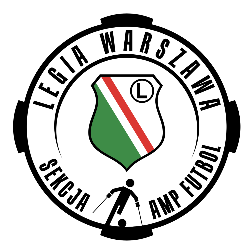 Logo Legii Warszawa, Legia Warszawa sekcja um futbol