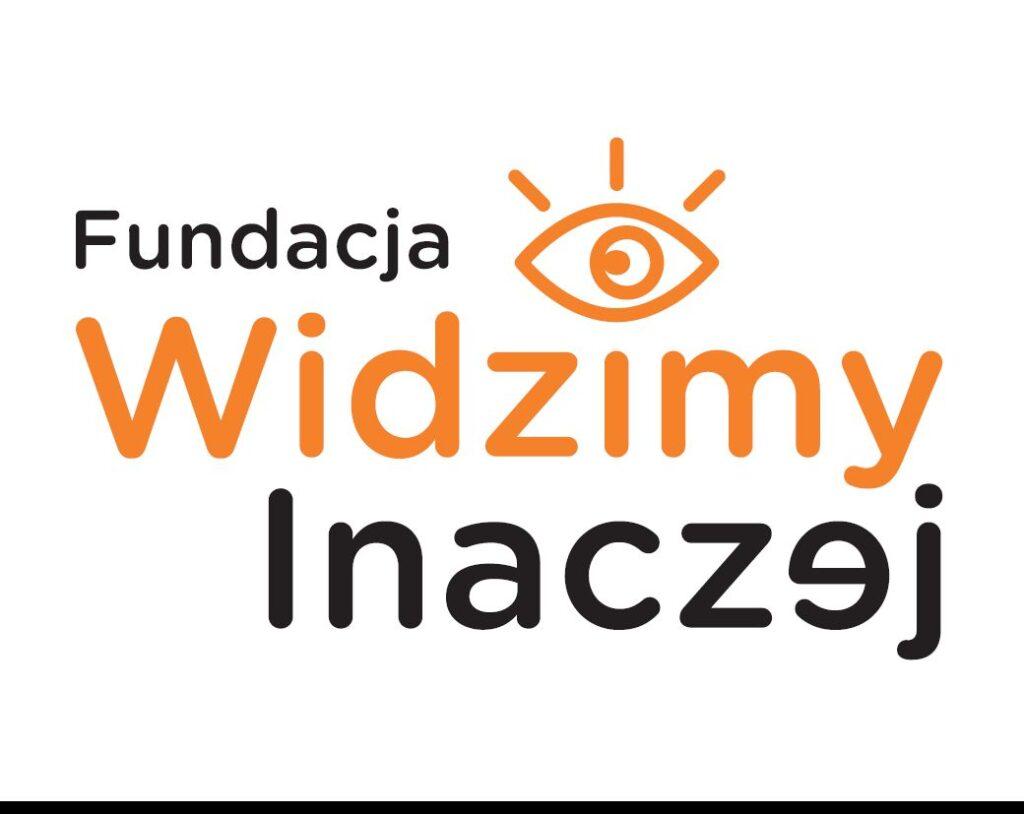 logo fundacji widzimy inaczej